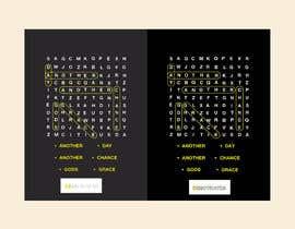 #12 for Rebuild my artwork so its vector - Crossword Puzzle by salinna25