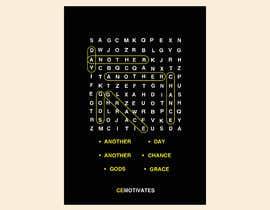 #18 for Rebuild my artwork so its vector - Crossword Puzzle by salinna25