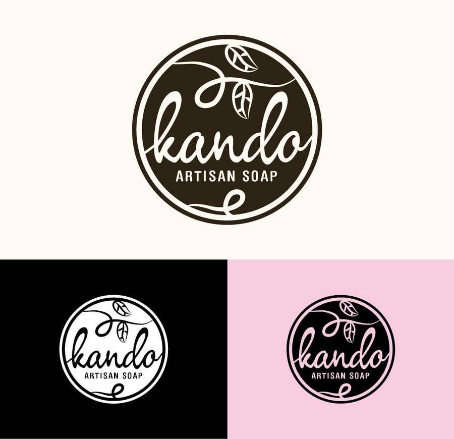 design a soap brand logo freelancer