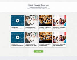 #18 untuk Website design - exclusive education classified oleh sudhabnrj