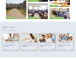#8 untuk Website design - exclusive education classified oleh codecorneres