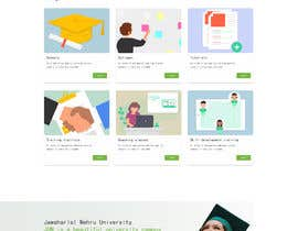 #22 para Website design - exclusive education classified de MMXdigistrategy