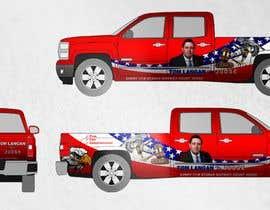 Nro 9 kilpailuun Partial patriotic truck Wrap käyttäjältä jbktouch