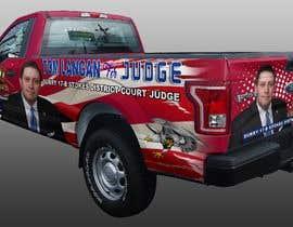 Nro 18 kilpailuun Partial patriotic truck Wrap käyttäjältä jbktouch