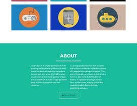 VisionXTech tarafından Design a landing page (Just Design - HTML+ CSS Files) için no 8