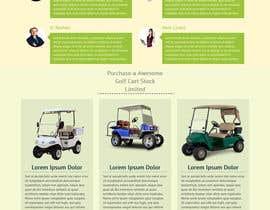monirhossain224 tarafından Design a landing page (Just Design - HTML+ CSS Files) için no 20