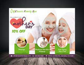 #20 for Design a Mothers day Promotional Banner for a spa by satishandsurabhi