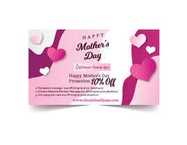 #27 for Design a Mothers day Promotional Banner for a spa by n000m444n