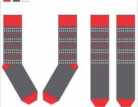 #23 untuk Socks Design contest. -- 2 oleh mezentsevaolga