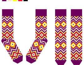 #4 untuk Socks Design contest. -- 2 oleh rikitisabila