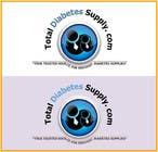 Logo Design for Total Diabetes Supply için Graphic Design103 No.lu Yarışma Girdisi
