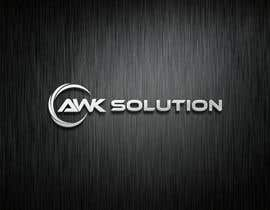 #35 for Design a logo and Brochure for my company AWK Solutions by Syedfasihsyed