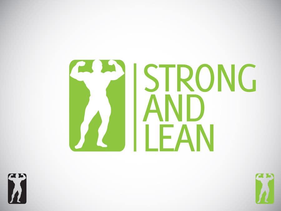 Конкурсная заявка №56 для Logo Design for Strong and Lean
