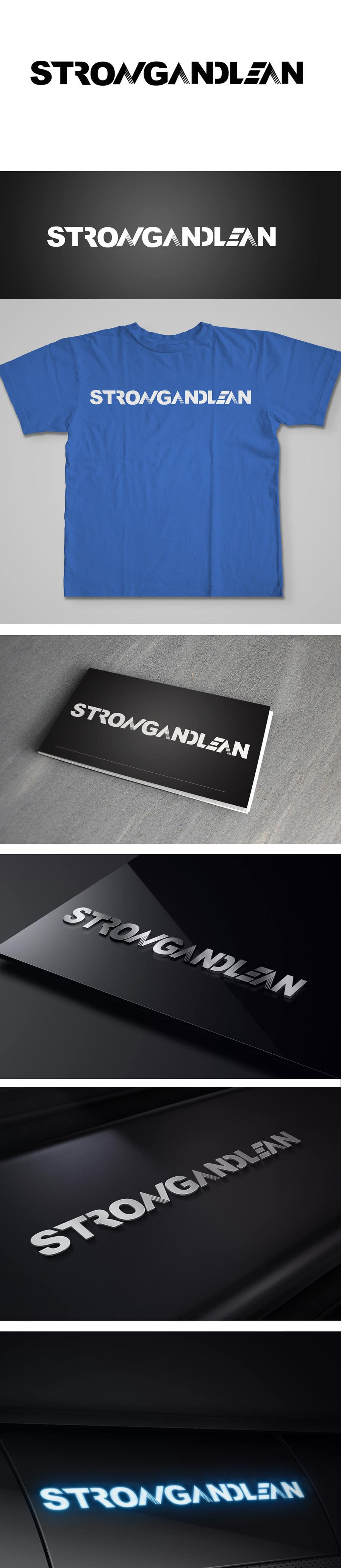 Proposition n°49 du concours Logo Design for Strong and Lean