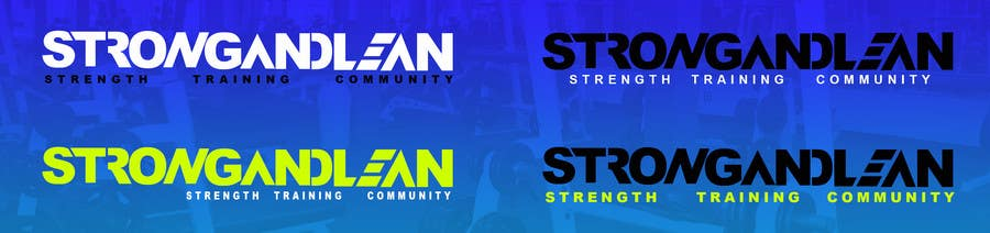 Proposition n°142 du concours Logo Design for Strong and Lean