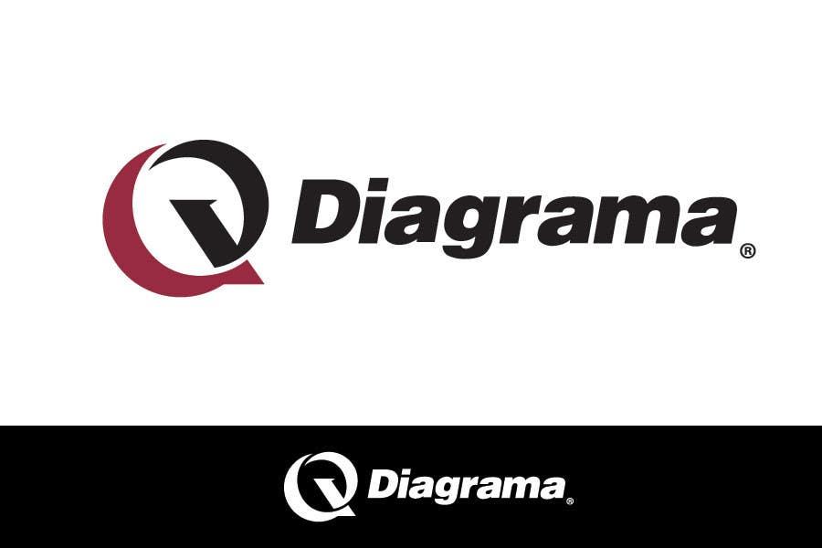 Конкурсная заявка №902 для Logo Design for Diagrama