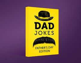 #49 for Dad Jokes Book Cover by Vasyl24