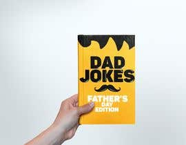#32 for Dad Jokes Book Cover by achrafelboukhari