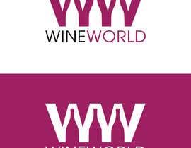 #41 para Design a Logo for WineWorld por kukuhsantoso86