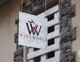 #211 para Design a Logo for WineWorld por jass191