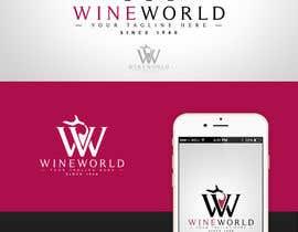 #212 para Design a Logo for WineWorld por jass191