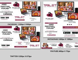 #13 for Tablestream needs design for social media advertisment by creativefolders