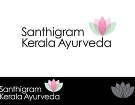 #49 для Logo Design for Santhigram Kerala Ayurveda от benpics