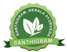 #62 для Logo Design for Santhigram Kerala Ayurveda от valvirt