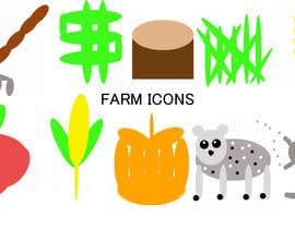 #11 для Set of 10 Icons for Farm Mobile Game от sonnybautista143
