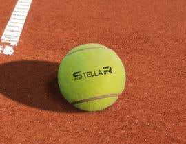 #2 for Logo design for a tennis ball by shar1990