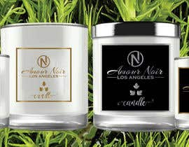 #2 for Label for a candle af jewelbd89