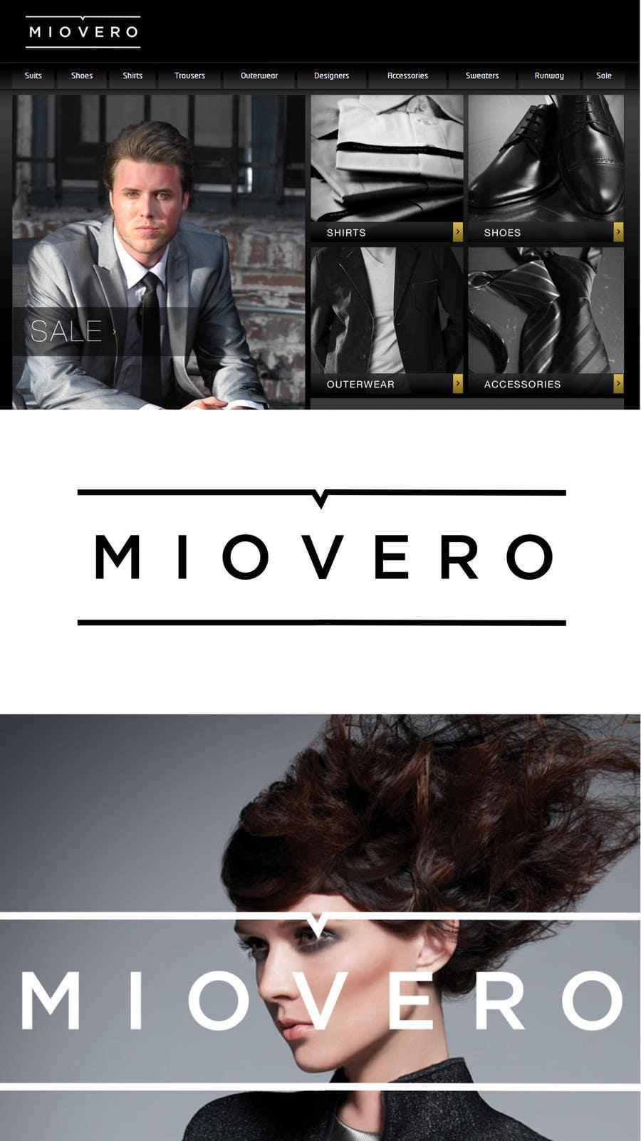 #179 for Logo Design for MIOVERO by gfxbucket
