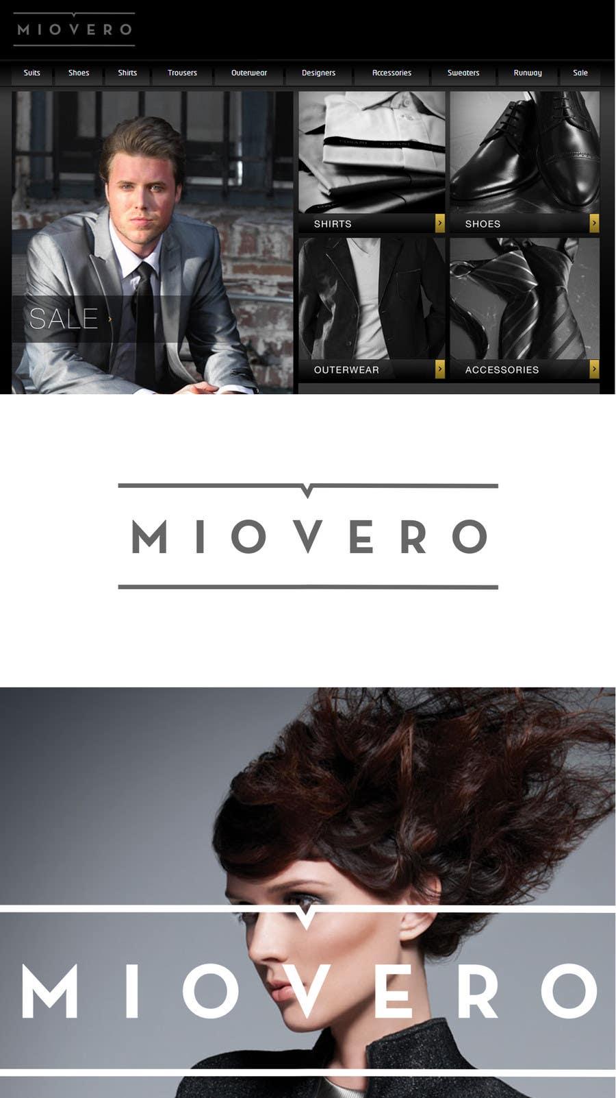 #178 for Logo Design for MIOVERO by gfxbucket