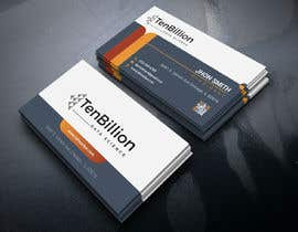 #35 dla Business card and twitter cover design przez ABwadud11