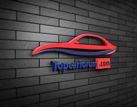 #9 per Design a logo for Topcarforum.com da Gourango365