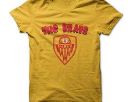"""#18 for I need a logo designed. Kids basketball team under 8years  called """"The Brats""""   Something that can go across the shoulders on the back of a tshirt by mmimkt"""