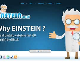 #22 para Graphic Design for SEO Einstein por numizan