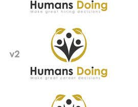 #383 for Design a new company logo for a tech and retained staffing firm called Humans Doing. by sagorak47