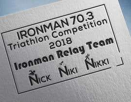 #7 for Ironman Relay Team af yeasir119