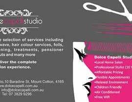 #72 for Design a Flyer for Hair Salon af segraphic