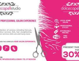 #47 for Design a Flyer for Hair Salon af rekatmedia