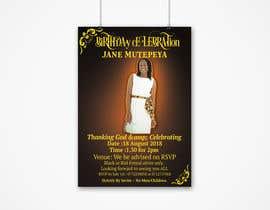 #35 for Design a Birthday Invite by Rimugupta