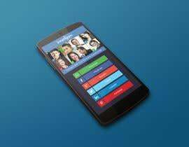 Nro 4 kilpailuun Design an App Mockup for a 2 page App käyttäjältä shiladutta