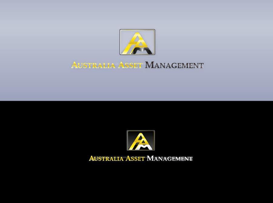 #603 for Logo Design for Australia Asset Management by redahkassem