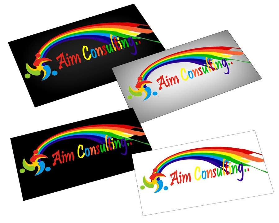 Kilpailutyö #132 kilpailussa Graphic Design for AIM Consulting (Logo Design)