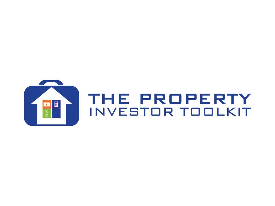 Contest Entry #27 for Logo Design for The Property Investor Toolkit