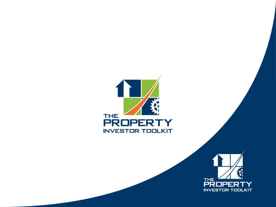 Proposition n°                                        76                                      du concours                                         Logo Design for The Property Investor Toolkit