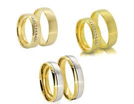 #201 for Retouching / Illustrate Wedding Rings  (LONG TERM WORKSHIP up to 13$ per Image) -- 2 by Arfankha