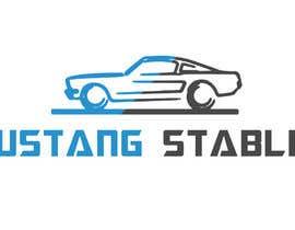 Nro 4 kilpailuun Develop a Corporate Identity for Mustang Stables käyttäjältä Atharva21