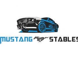 Nro 21 kilpailuun Develop a Corporate Identity for Mustang Stables käyttäjältä Atharva21